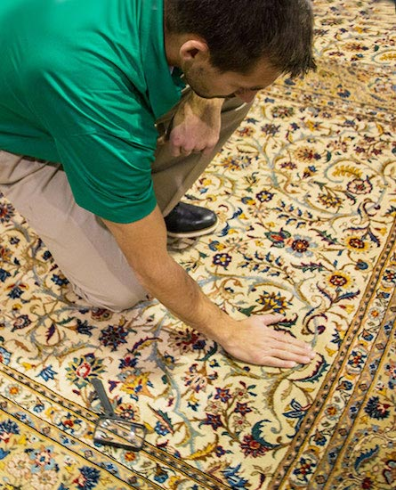 Professional Area and Oriental Rug Cleaning by Chem-Dry of Stromsburg in Stromsburg NE